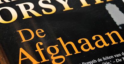 De Afghaan – Frederick Forsyth