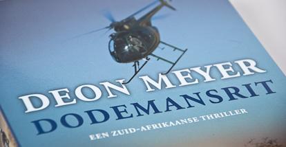 Dodemansrit – Deon Meyer