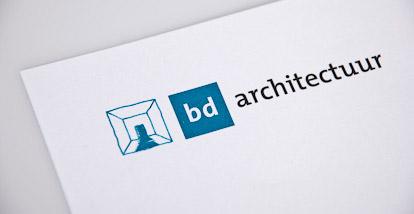 Huisstijl BD architecten