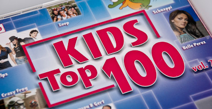 Kids Top 100  deel 2