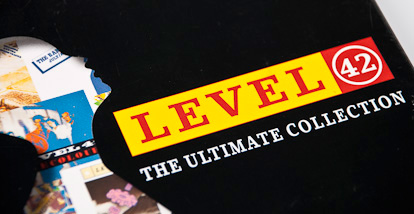 Level 42 The Ultimate Collection CD/DVD