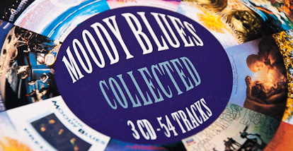 The Moody Blues – Collected