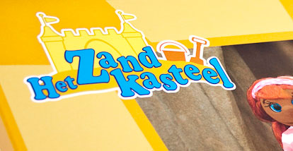 Het Zandkasteel puzzel – knutselen