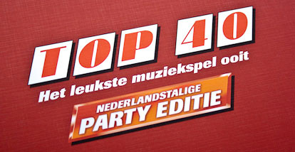 Top 40 spel – Party edition