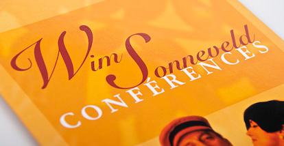 luisterboek Wim Sonneveld – Conférences