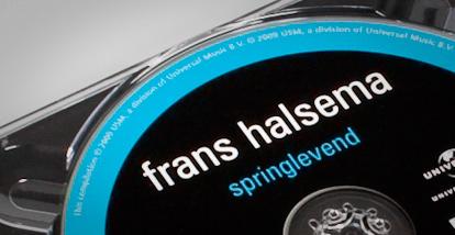 Frans Halsema – Springlevend