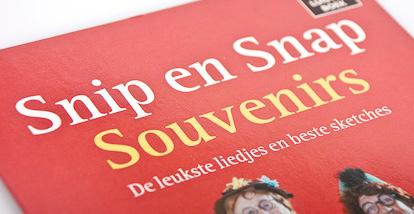2 cd luisterboek Snip en Snap