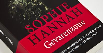 Gevarenzone – Sophie Hannah