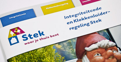 Brochure Integriteitscode