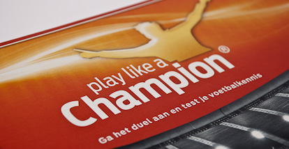 Play like champion – grote editie