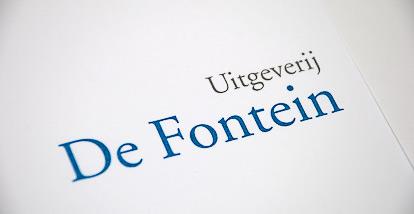 Huisstijl De Fontein