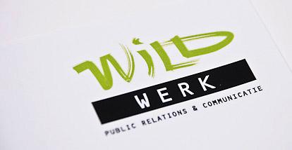 Huisstijl Wild Werk