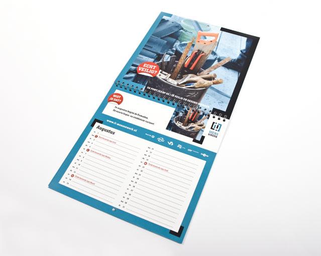 I & I kalender 2010 liggend