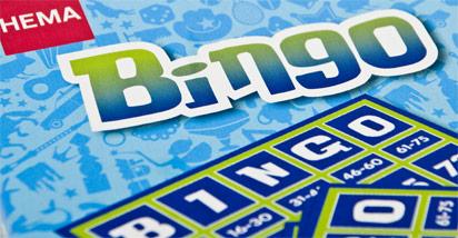 Hema spel Bingo