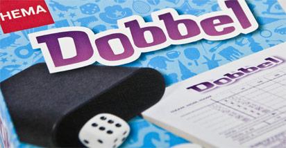 Hema spel Dobbel