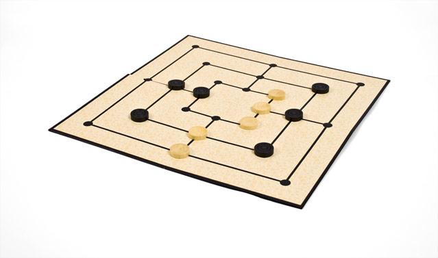 hema spelbord molenspel