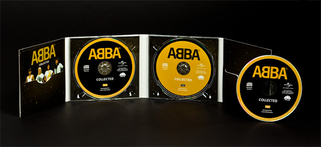 binnenkant digipack abba collected