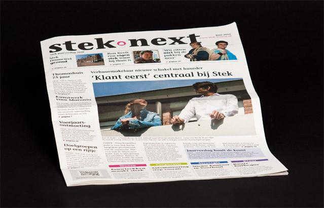 stek jaarverslag 2010