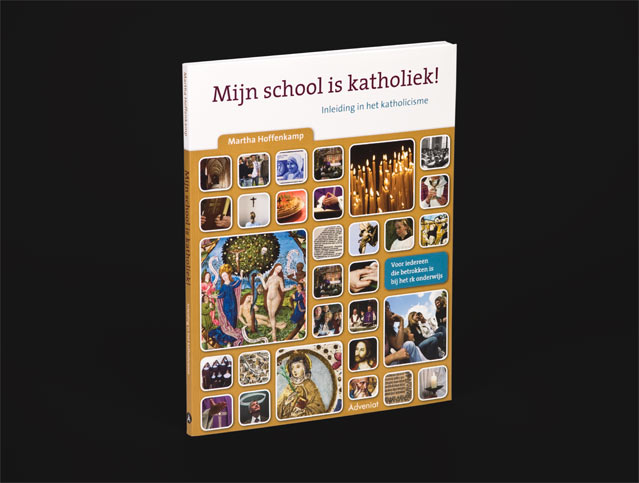 voorkant Mijn school is katholiek