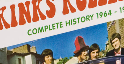 Kinks Collected CD/DVD