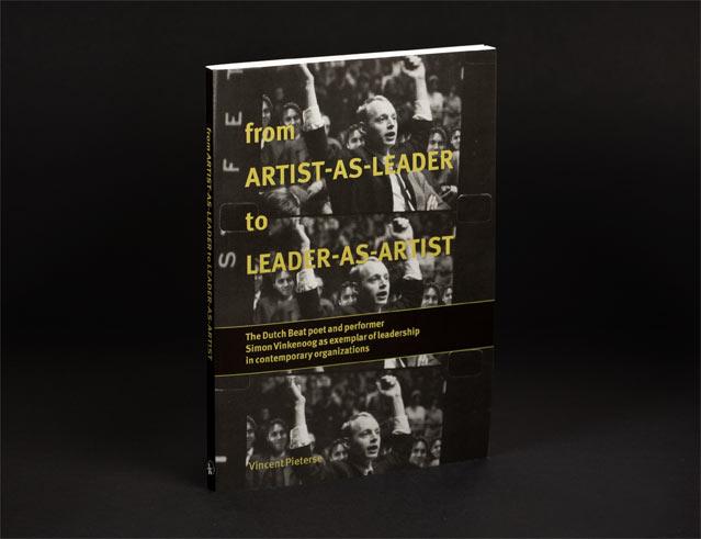prefschrift form artist to leader