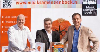Unieke ontwikkeling 'Maak Samen een Boek'