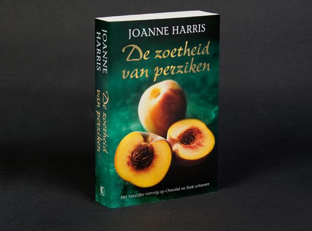 voorkant De zoetheid van perziken